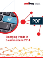 Emerging Trends in E-commerce