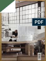 Steven Holl Architects. Ampliación Del Museo Nelson Atkins en Kansas City. El Croquis 141