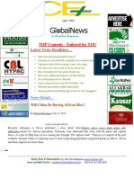 22nd July 2014 Global Rice E_newsletter by Riceplus Magazine