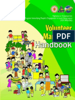 Volunteer Managers Handbook