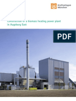 Biomasse Augsburg-Ost E NQ