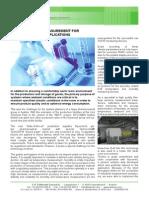 Measurement Pharmaceutical Applications