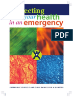 Protecting Your Health Emergency