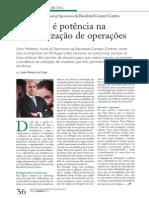 Portugal é potência na  externalização de operações