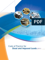 Code of Practice for Dead and Imposed Loads