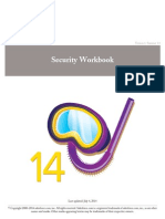 Workbook Security