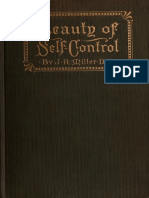 Beauty of Self Control