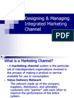 Designing & Managing Channels