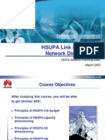 HSUPA(5)-Principles of HSUPA Link Budget and Network Estimation-20070329-A-1.0