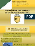Banca Transilvania Bun