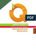 Maths Specialist CAS