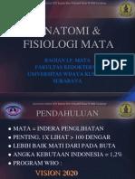 Kuliah 1 Anatomi Mata & Orbita