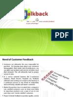 Talk Back Presentation Web-email