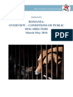 Shelter Report_romania_overview - Conditions of Public Dog Shelters 2014... (1)
