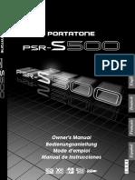 Psrs500 Es Om a1