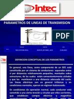parametrosdelaslineaselectricas-121031230241-phpapp01
