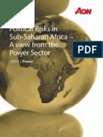 Aon Political Risk White Paper_2014