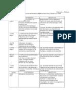 Programa y Cronograma_nutricion_2009_