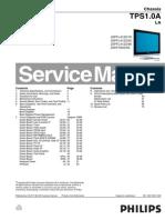 Philips 20hf4005!93 Tps1.0a-La Sm
