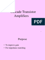 6.Cascade Connection.ppt [Autosaved]