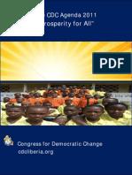 Liberia Agenda Cdc