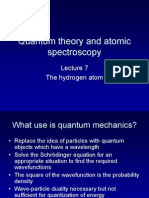 2006-7 quantum theory slides lecture 7