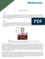 ARTIGO MESAS de CORTE.cdr - Mesas de Corte Térmico _ Artigo Técnico