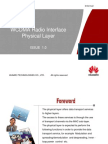 02- OWA200003 WCDMA Radio Interface Physical Layer