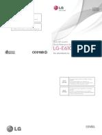 Manual LG Celular L5