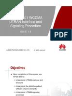 03- OWA210001 WCDMA UTRAN Interface and Signaling Procedure