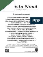 Revista noua 3 2014
