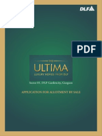 Application Form the Ultima
