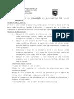 5. Unidad IV Valor Presente Upes 2013