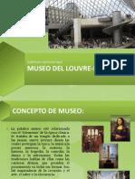 Museo de Louvre-funcion Fin