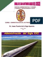 Curso Administracion de Las Finanzas Públicas