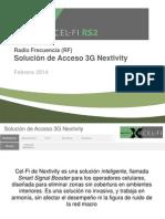 Solución de Acceso 3G Nextivity