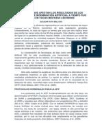Factores Que Afectan Los Resultados de Los Prog de Iatf en Vacas Mestizas Dr Eleazar Soto