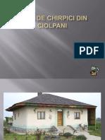 Casa de Chirpici Din Ciolpani