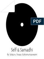 Self and Samadhi