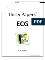 Thirty Papers ECG