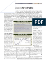 Avoiding Mistakes in Forex Trading