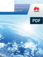Huawei Antenna and Antenna Line Products Catalogue (General Version) 2014 01 (20131029)