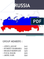 Russia v/s. India