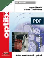 Vbelt Technical Datas