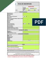Ficha de Inscripcion 2014 MKT