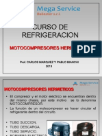 MOTOCOMPRESORES HERMETICOS