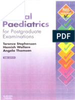 Clinical Pediatrics for PostGraduate Examination