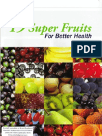 19 Super Fruits