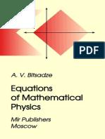 Ecuaciones de Fisica Matematica - Bitsadze