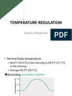 Temperature Regulation Ranm